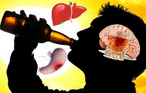 Tại sao cần giải rượu bia?